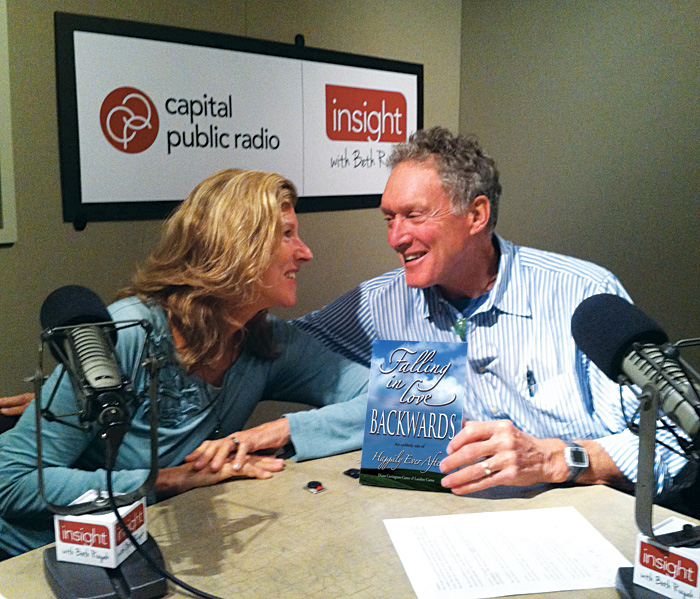 Diane and Landon, Insight CapRadio